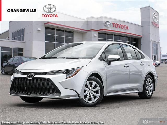 2020 Toyota Corolla LE (Stk: H20276) in Orangeville - Image 1 of 22