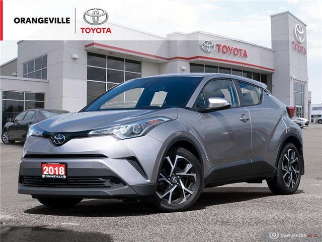 2018 Toyota C-HR XLE (Stk: HU4941) in Orangeville - Image 1 of 27
