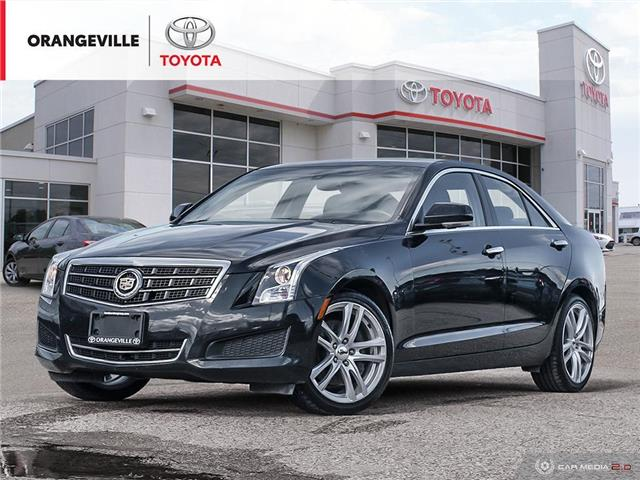2014 Cadillac ATS 2.0L Turbo Luxury (Stk: H20469B) in Orangeville - Image 1 of 27
