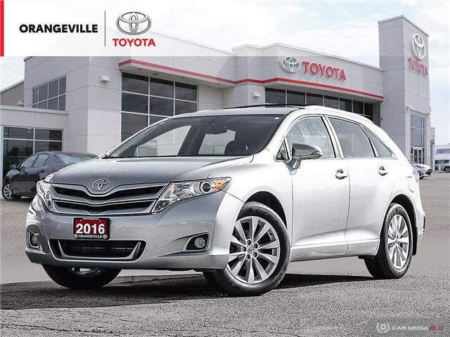 2016 Toyota Venza Base (Stk: HU4958) in Orangeville - Image 1 of 25