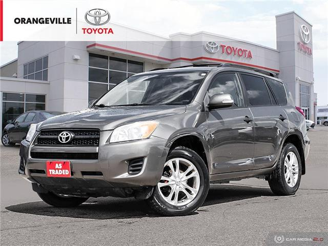 2009 Toyota RAV4 Base (Stk: HU4932A) in Orangeville - Image 1 of 27