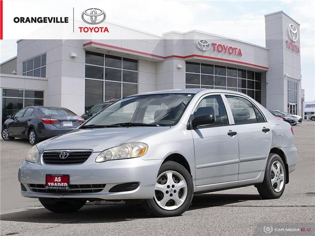 2008 Toyota Corolla CE (Stk: H20520A) in Orangeville - Image 1 of 26