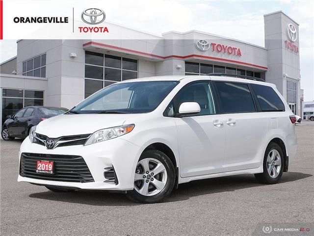 2019 Toyota Sienna LE 8-Passenger (Stk: HU4978) in Orangeville - Image 1 of 27