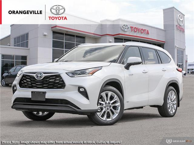 2020 Toyota Highlander Hybrid Limited (Stk: H20715) in Orangeville - Image 1 of 23