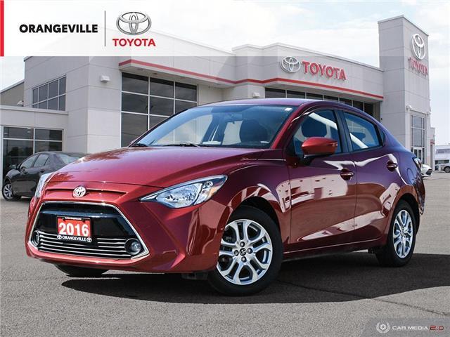 2016 Toyota Yaris Premium (Stk: HU4992) in Orangeville - Image 1 of 27