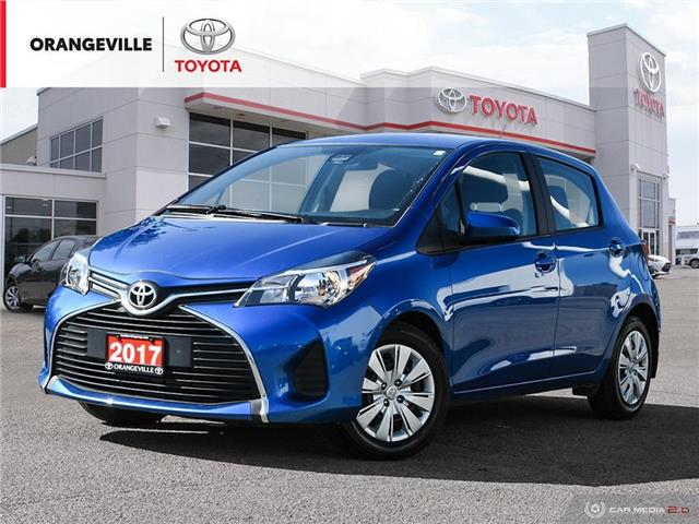 2017 Toyota Yaris LE (Stk: H20701A) in Orangeville - Image 1 of 27