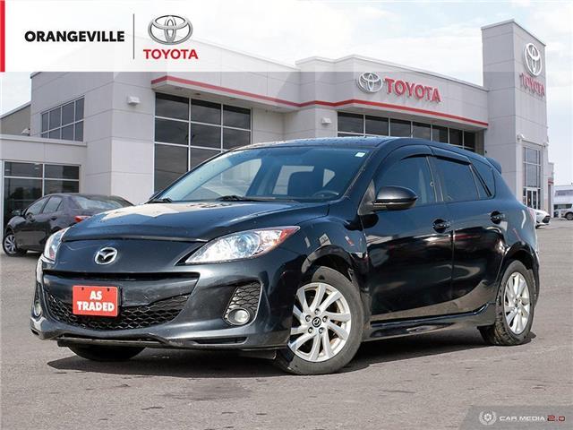 2013 Mazda Mazda3 Sport GS-SKY (Stk: H20700A) in Orangeville - Image 1 of 27