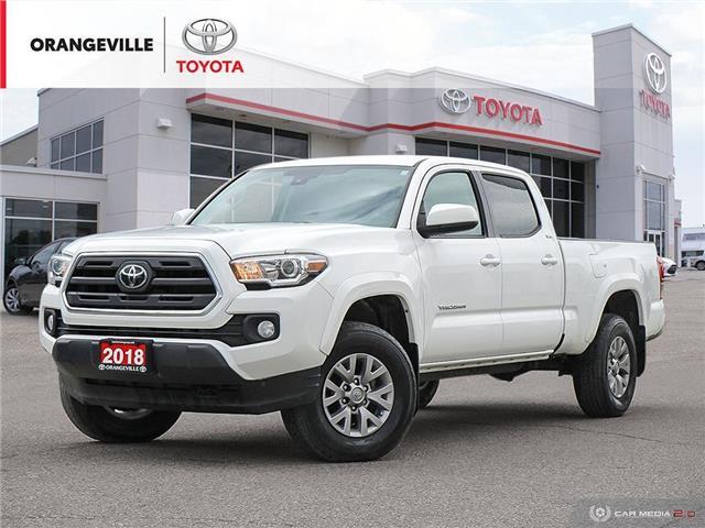 2018 Toyota Tacoma SR5 (Stk: HU4981) in Orangeville - Image 1 of 27