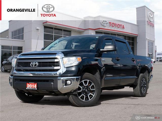 2014 Toyota Tundra SR5 5.7L V8 (Stk: H20688A) in Orangeville - Image 1 of 26