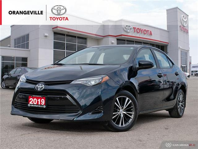 2019 Toyota Corolla LE (Stk: H20054A) in Orangeville - Image 1 of 27