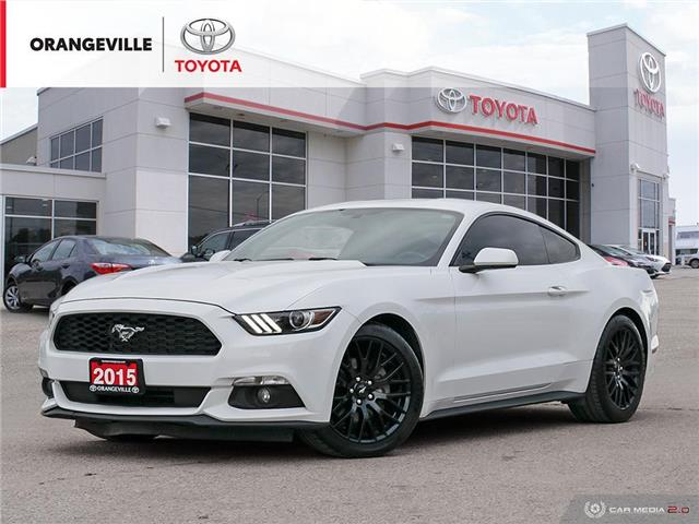 2015 Ford Mustang V6 (Stk: H20699B) in Orangeville - Image 1 of 23