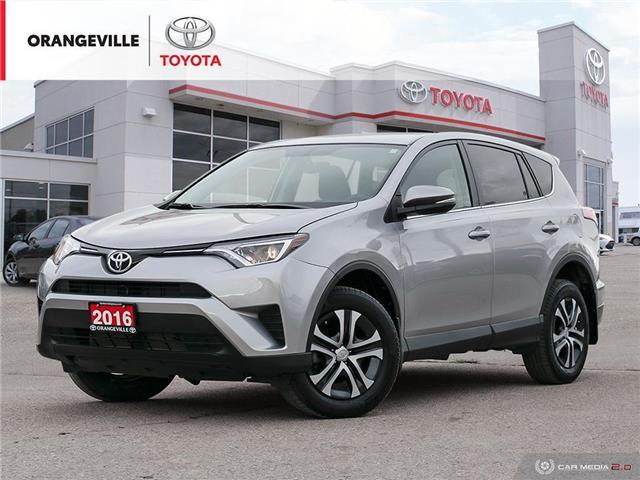 2016 Toyota RAV4 LE (Stk: HU5002) in Orangeville - Image 1 of 23