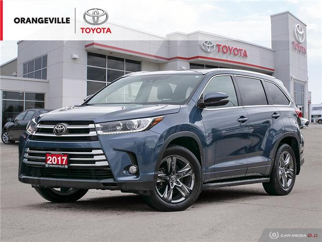 2017 Toyota Highlander Limited (Stk: HU5010) in Orangeville - Image 1 of 23