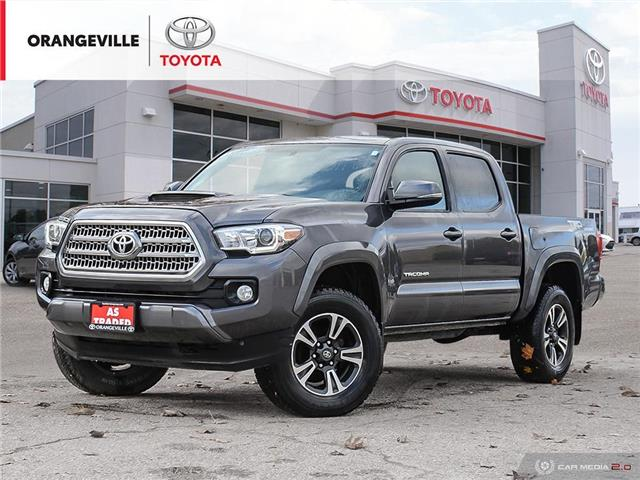 2016 Toyota Tacoma TRD Sport (Stk: H20647A) in Orangeville - Image 1 of 25