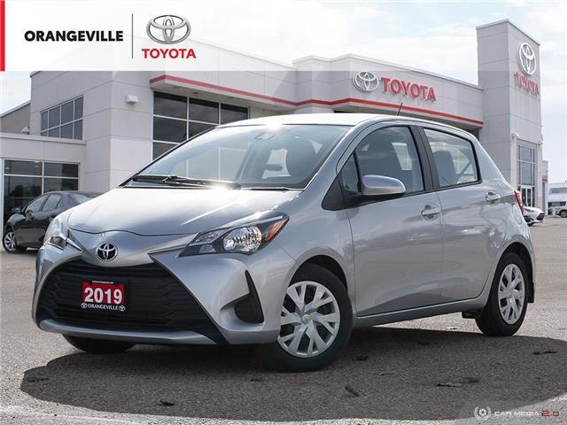 2019 Toyota Yaris LE (Stk: HU45004) in Orangeville - Image 1 of 24