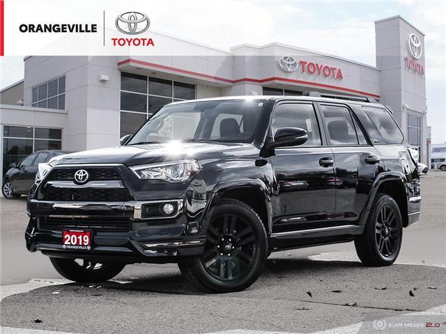 2019 Toyota 4Runner SR5 (Stk: HU5019) in Orangeville - Image 1 of 21