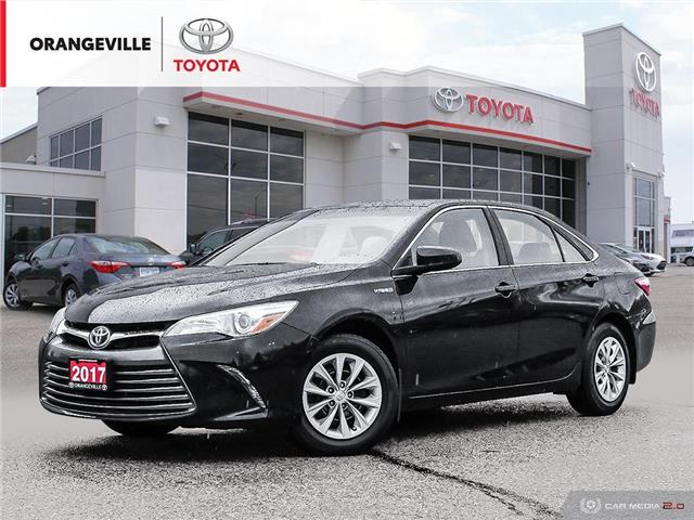 2017 Toyota Camry Hybrid LE (Stk: HU5017) in Orangeville - Image 1 of 28