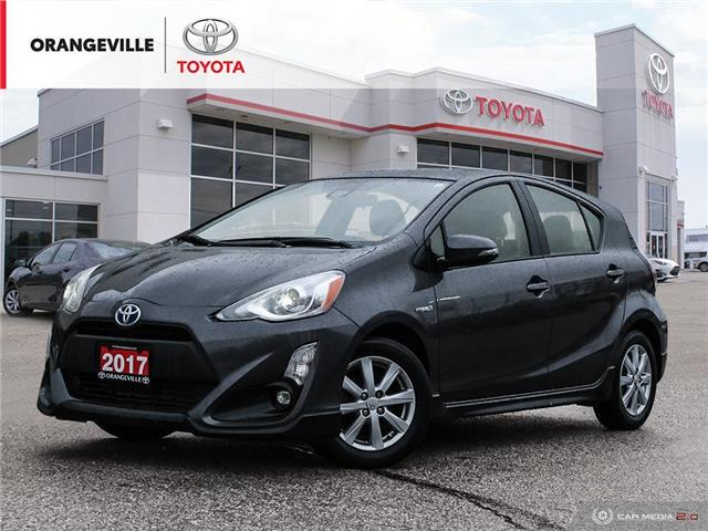 2017 Toyota Prius C Technology (Stk: HU5018) in Orangeville - Image 1 of 27