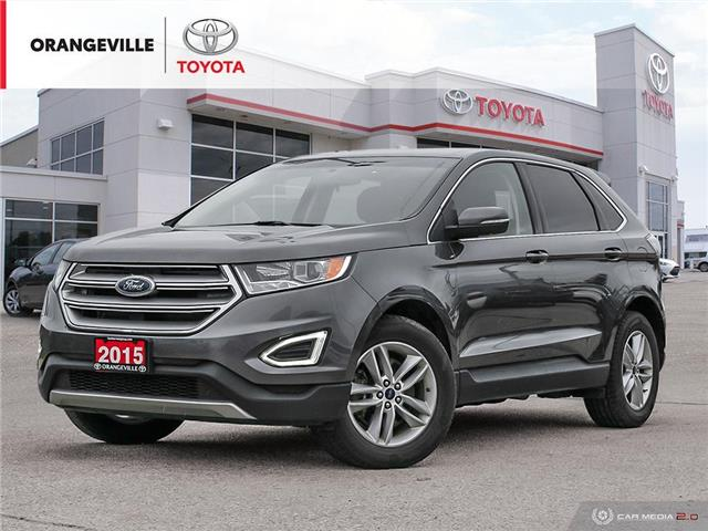 2015 Ford Edge SEL (Stk: 21071A) in Orangeville - Image 1 of 25