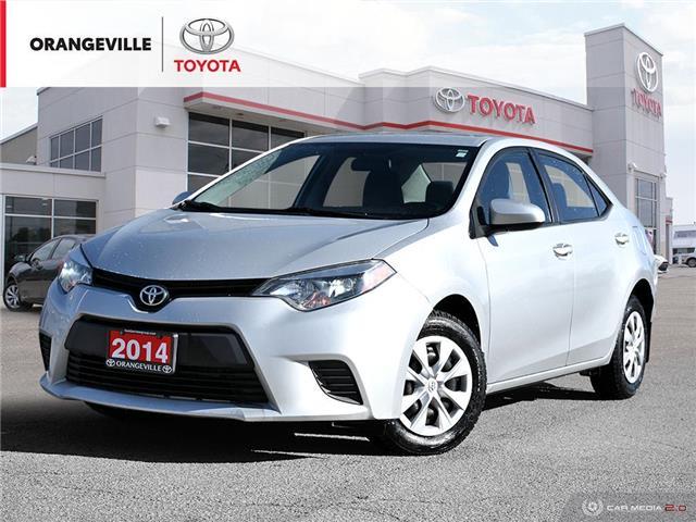 2014 Toyota Corolla CE (Stk: 21075B) in Orangeville - Image 1 of 23