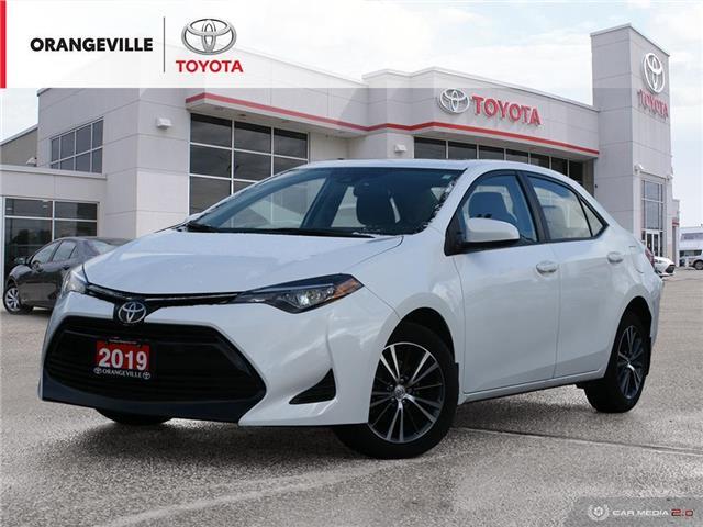 2019 Toyota Corolla LE (Stk: HU5033) in Orangeville - Image 1 of 27