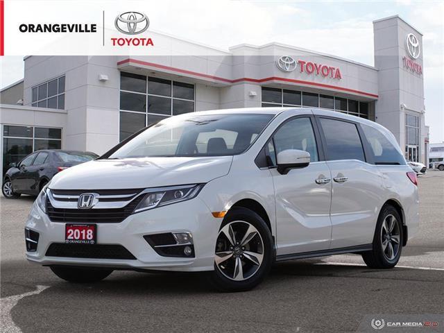 2018 Honda Odyssey EX-L (Stk: H20663A) in Orangeville - Image 1 of 26