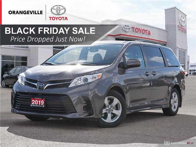 2019 Toyota Sienna 7-Passenger (Stk: HU5003) in Orangeville - Image 1 of 24