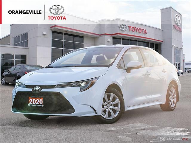 2020 Toyota Corolla LE (Stk: HU5047) in Orangeville - Image 1 of 26