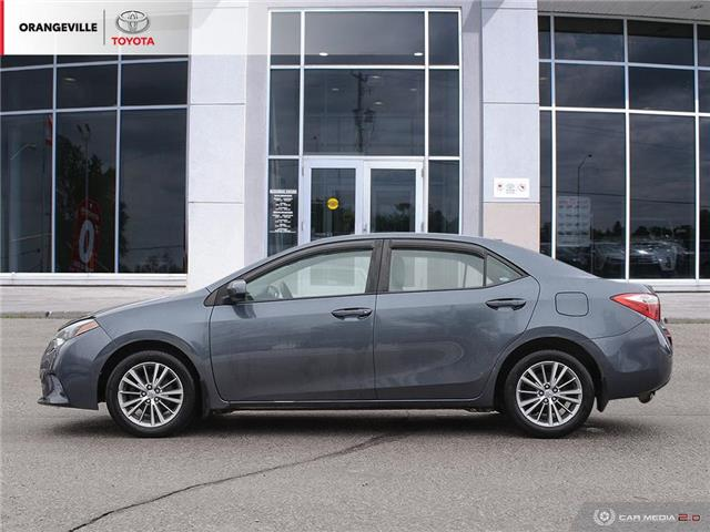 2014 Toyota Corolla LE (Stk: H20443A) in Orangeville - Image 1 of 23
