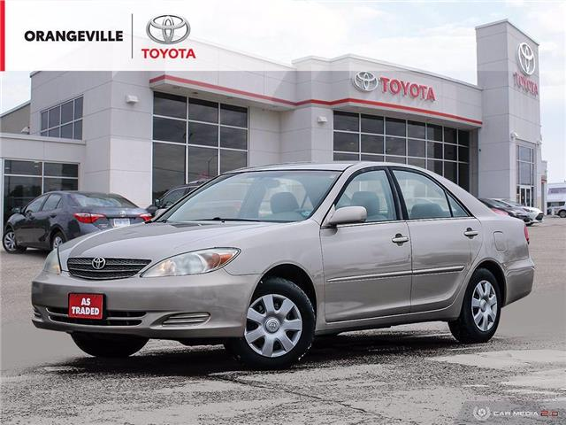 2004 Toyota Camry LE (Stk: HU5035A) in Orangeville - Image 1 of 28
