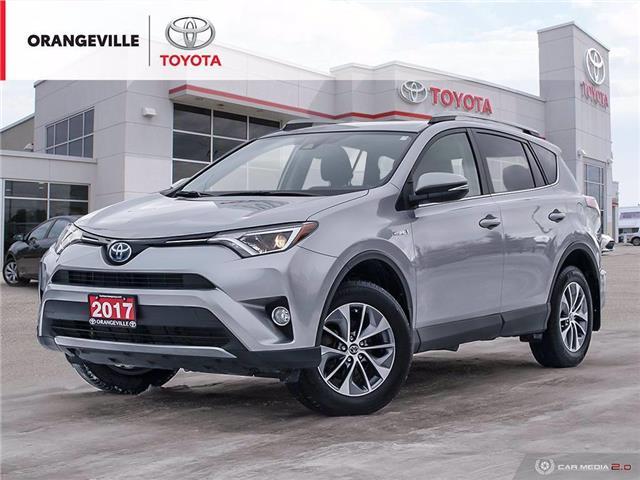 2017 Toyota RAV4 Hybrid LE+ (Stk: 21163A) in Orangeville - Image 1 of 27