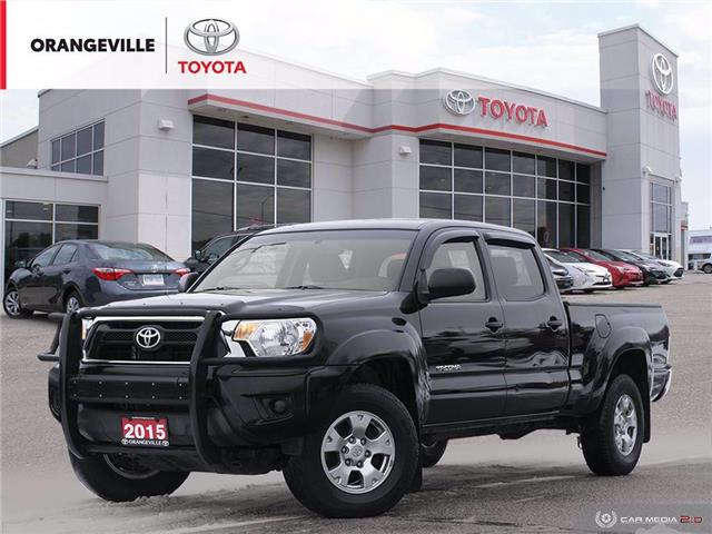 2015 Toyota Tacoma V6 (Stk: 21096B) in Orangeville - Image 1 of 25