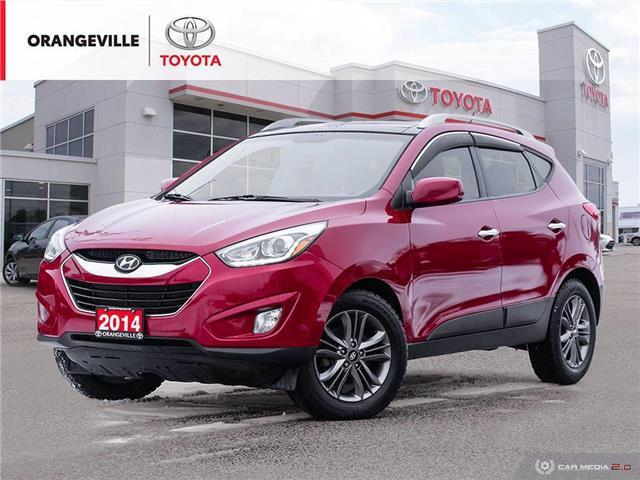 2014 Hyundai Tucson GLS (Stk: HU4065A) in Orangeville - Image 1 of 26