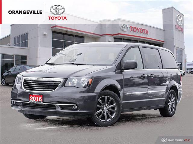 2016 Chrysler Town & Country S (Stk: 21227A) in Orangeville - Image 1 of 26