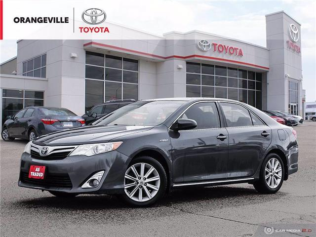 2012 Toyota Camry Hybrid XLE (Stk: 21244A) in Orangeville - Image 1 of 27