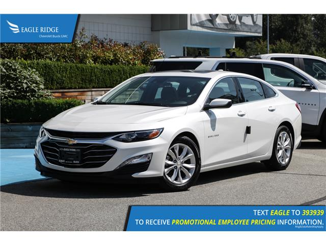 2019 Chevrolet Malibu Hybrid Base (Stk: 92006A) in Coquitlam - Image 1 of 18