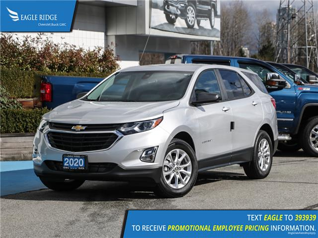 2020 Chevrolet Equinox LS (Stk: 04514A) in Coquitlam - Image 1 of 16