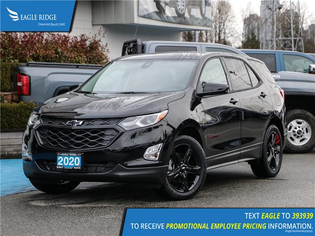 2020 Chevrolet Equinox LT (Stk: 04517A) in Coquitlam - Image 1 of 16