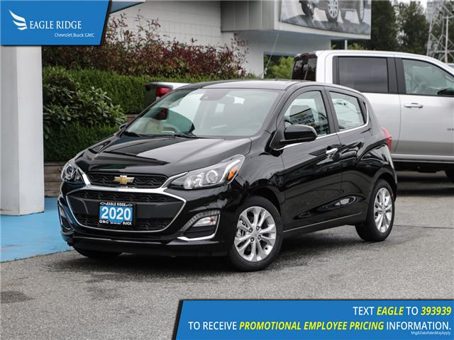 2020 Chevrolet Spark 2LT CVT (Stk: 03403A) in Coquitlam - Image 1 of 17