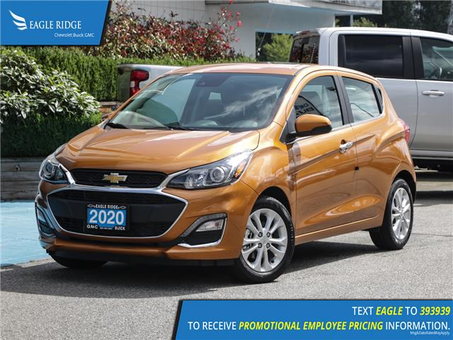 2020 Chevrolet Spark 2LT CVT (Stk: 03407A) in Coquitlam - Image 1 of 18