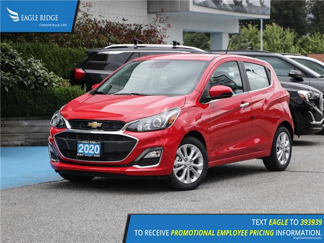 2020 Chevrolet Spark 2LT CVT (Stk: 03413A) in Coquitlam - Image 1 of 18
