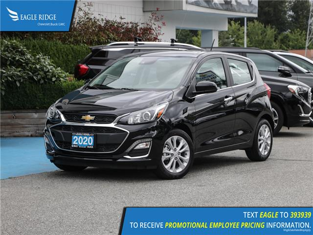 2020 Chevrolet Spark 2LT CVT (Stk: 03410A) in Coquitlam - Image 1 of 18