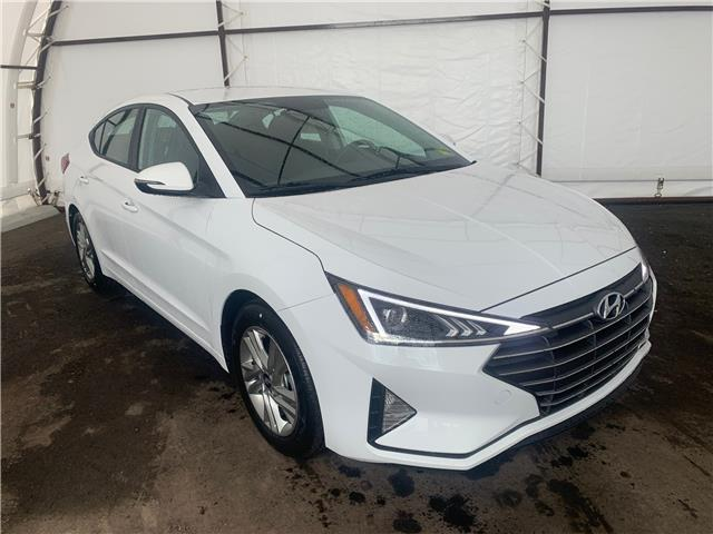 2020 Hyundai Elantra Preferred (Stk: 16785) in Thunder Bay - Image 1 of 9