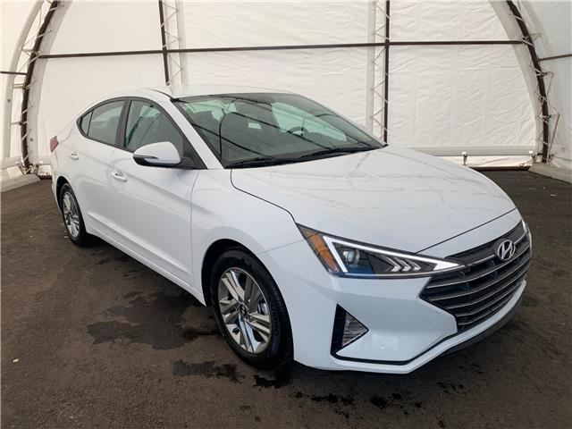 2020 Hyundai Elantra Preferred (Stk: 16854) in Thunder Bay - Image 1 of 9