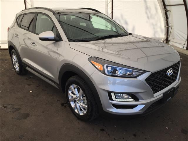 2020 Hyundai Tucson Preferred w/Sun & Leather Package (Stk: 16937) in Thunder Bay - Image 1 of 9