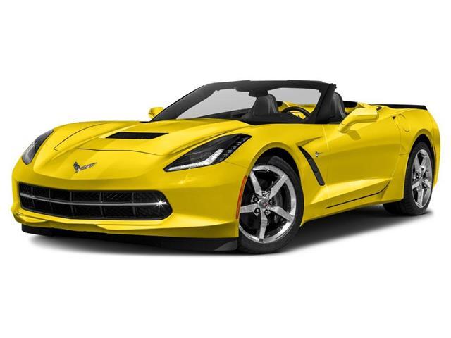 2016 Chevrolet Corvette Stingray (Stk: 193396) in Medicine Hat - Image 1 of 9