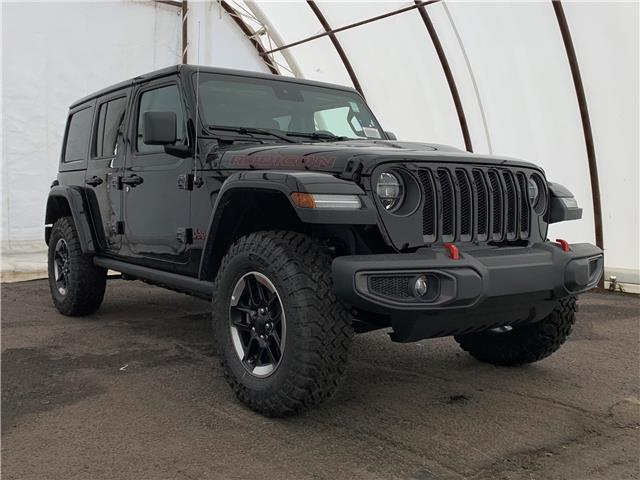 2020 Jeep Wrangler Unlimited Rubicon (Stk: 200232) in Ottawa - Image 1 of 30