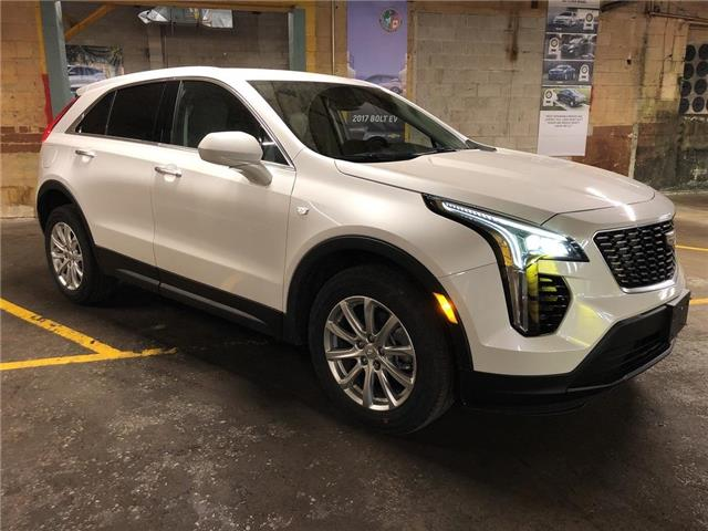 2020 Cadillac XT4 Luxury (Stk: 209201) in Waterloo - Image 1 of 16