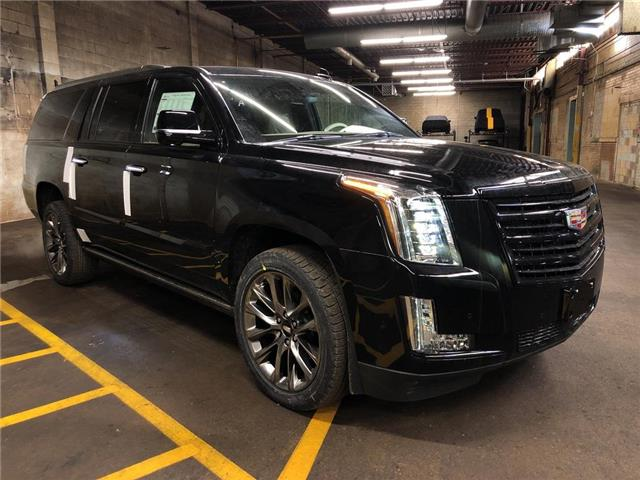 2020 Cadillac Escalade ESV Platinum (Stk: 209006) in Waterloo - Image 1 of 15