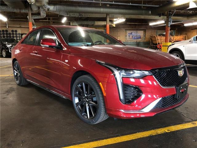 2020 Cadillac CT4 Sport (Stk: 203001) in Waterloo - Image 1 of 15